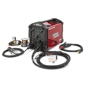 Image for POWER MIG® 210MP Multi-Process Welder from The Lincoln Electric Online Store