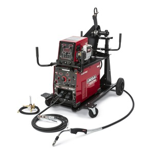 Flextec 500P Multi-Process Welder with Power Feed 84 Ready-Pak