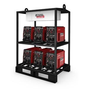 Flextec 500 6-Pack Rack