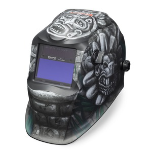 Viking 4C Lens Technology 1840 Aztec ADF Helmet