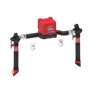 Statiflex 200-M Dual with two Telescopic Arm arms, Lamp and Arc Sensor One-Pak
