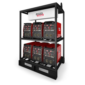 6-Pack Rack FLEXTEC 350x Construction