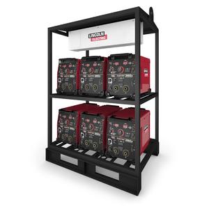6-Pack Rack FLEXTEC 350X Standard
