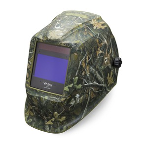 Viking 2450 White Tail Camo Auto-Darkening Welding Helmet