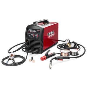 Power MIG 140MP multi-process welder