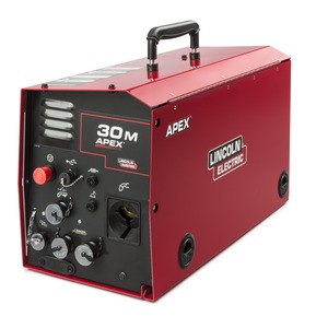 APEX 30M portable mechanized orbital welding controller and feeder