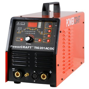 POWERCRAFT® TIG 201 AC/DC