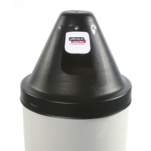 Round Chimeless Drum Hood