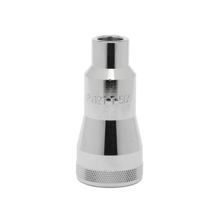 "Magnum PRO Bottleneck Gas Nozzle (Thread on) Stick Out Water Cooled .500"" (12.7 mm)"