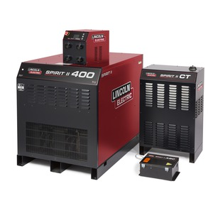 Spirit II 400 Plasma Cutting System - Manual Gas Console