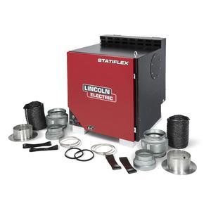 Statiflex 800 Dual fume extractor