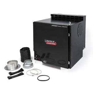 Statiflex 800 weld fume extractor