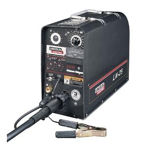 LN-25 Semiautomatic wire feeder