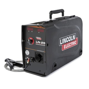 Lincoln Electric's LN-25 Ironworker Wire Feeder