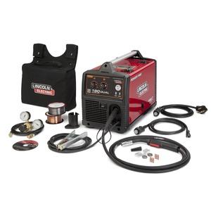 power mig 180 dual mig welder rh lincolnelectric com Lincoln Pro Mig 140 Welder Lincoln Pro Mig 140 Welder
